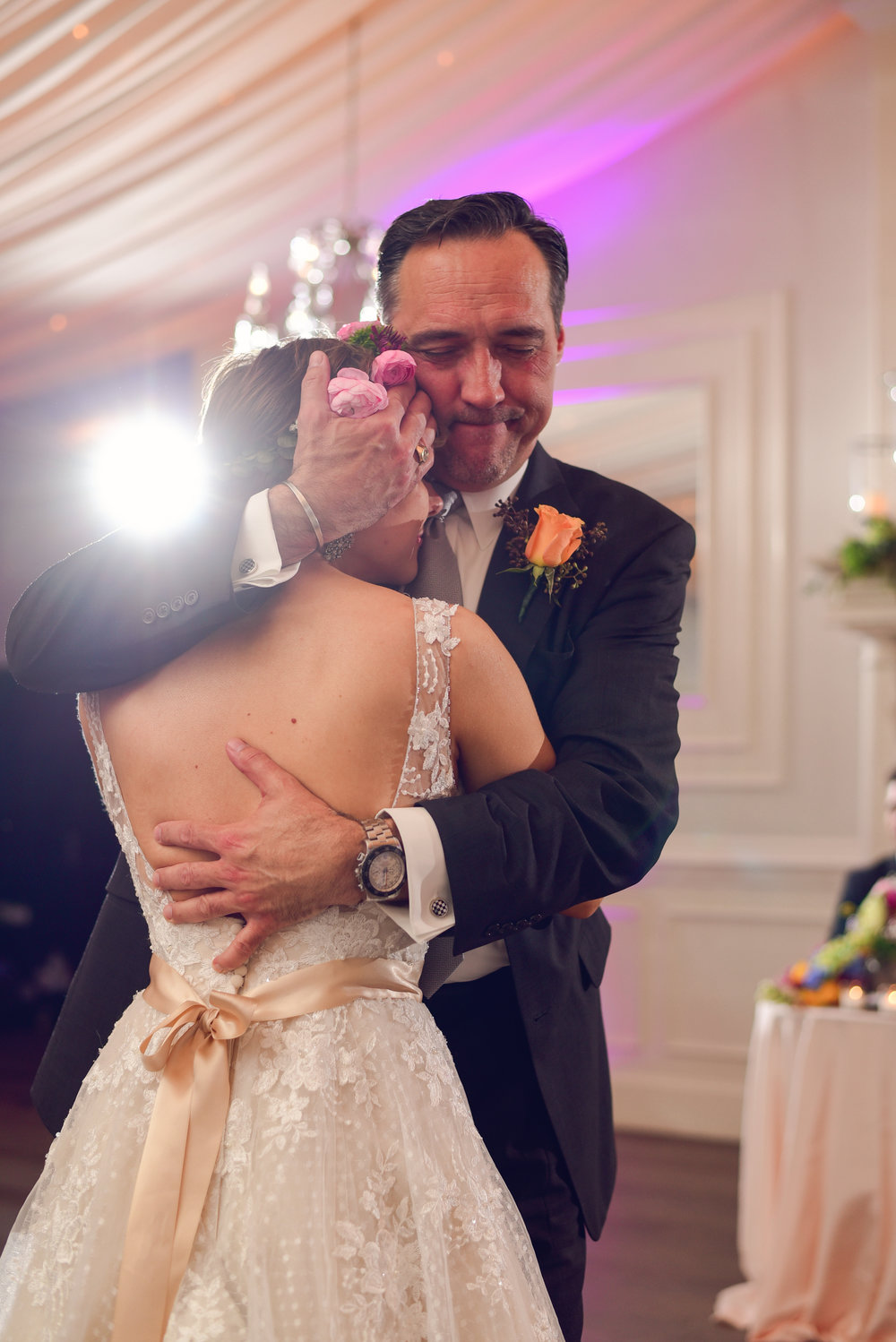 Highgrove Estate father daughter dance