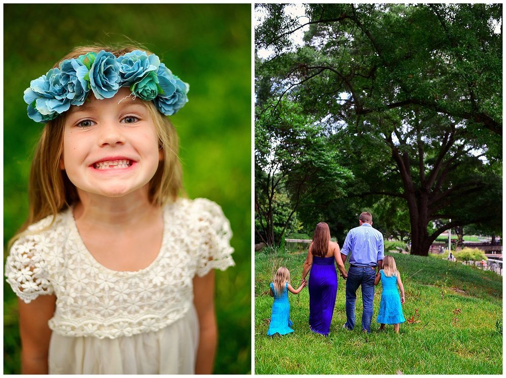 Pullen Park Family Session