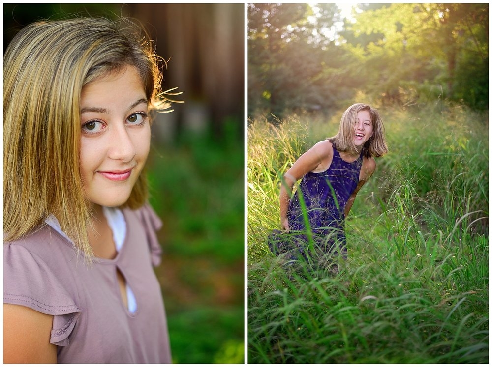 Heritage High Senior Portraits