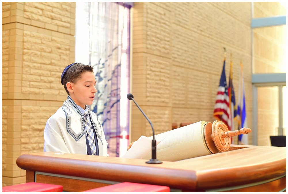 Raleigh Bar Mitzvah