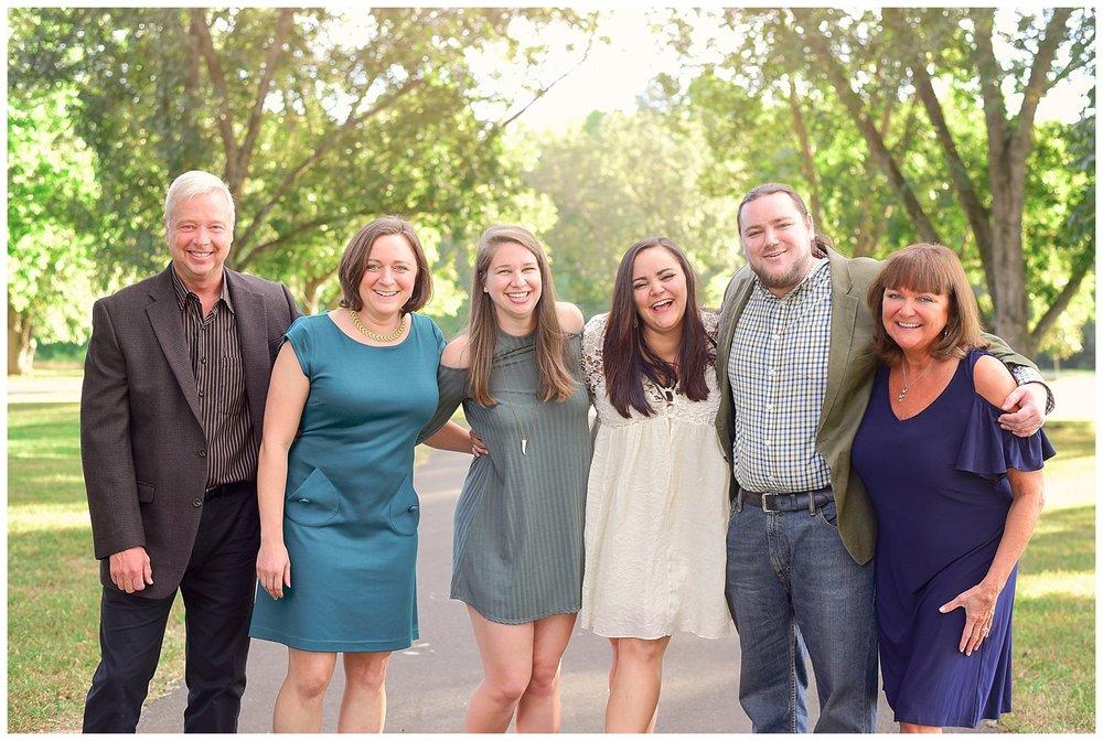 Family of 6 Joyner Park