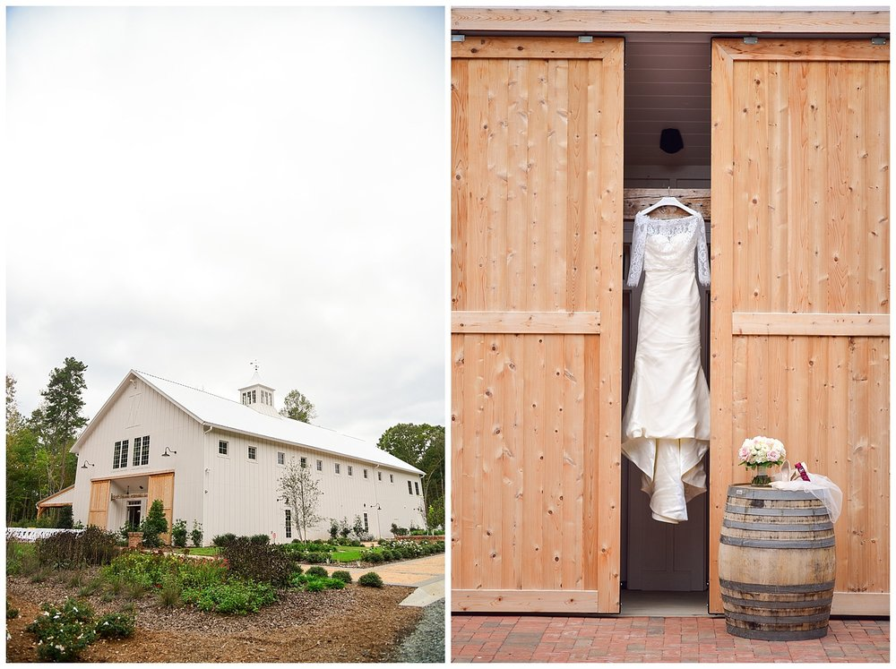 Barn of Chapel Hill Wedding