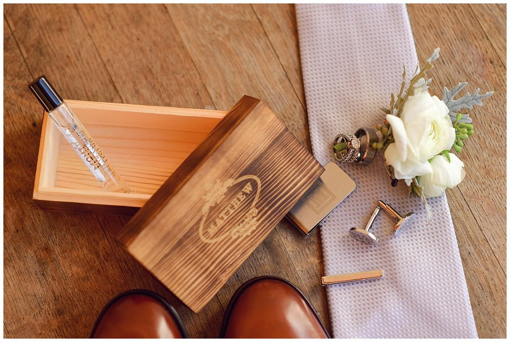 Barn of Chapel Hill Wedding details