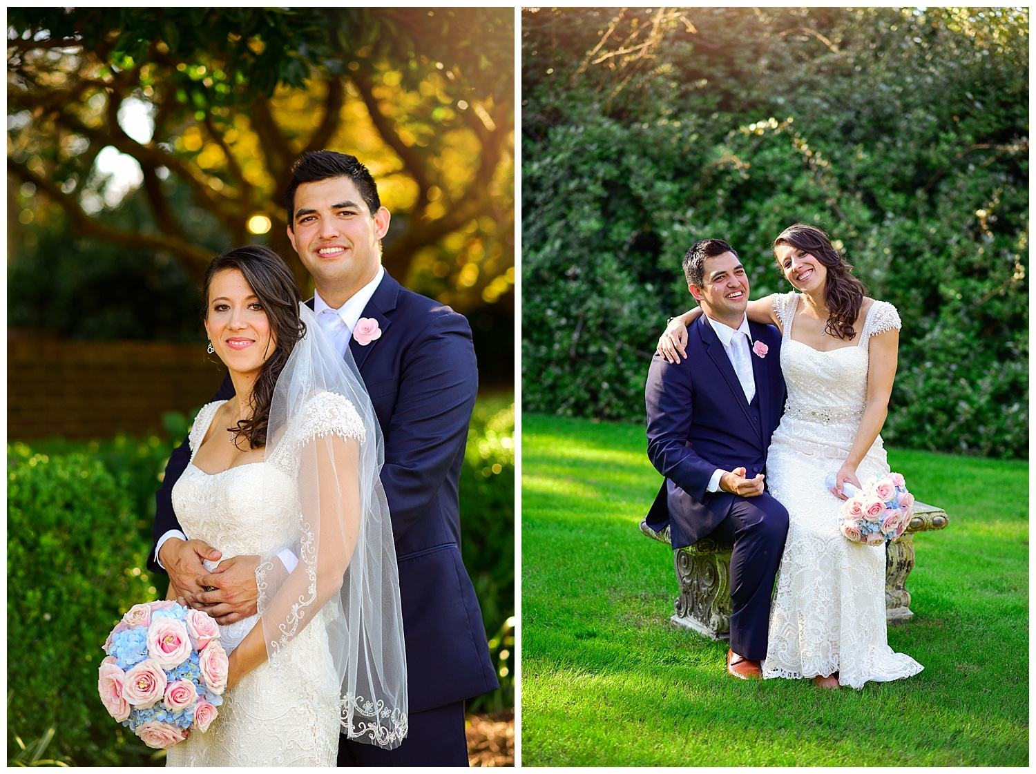 Barclay Villa Wedding | Jenelle + Billy — Cynthia Viola Photography