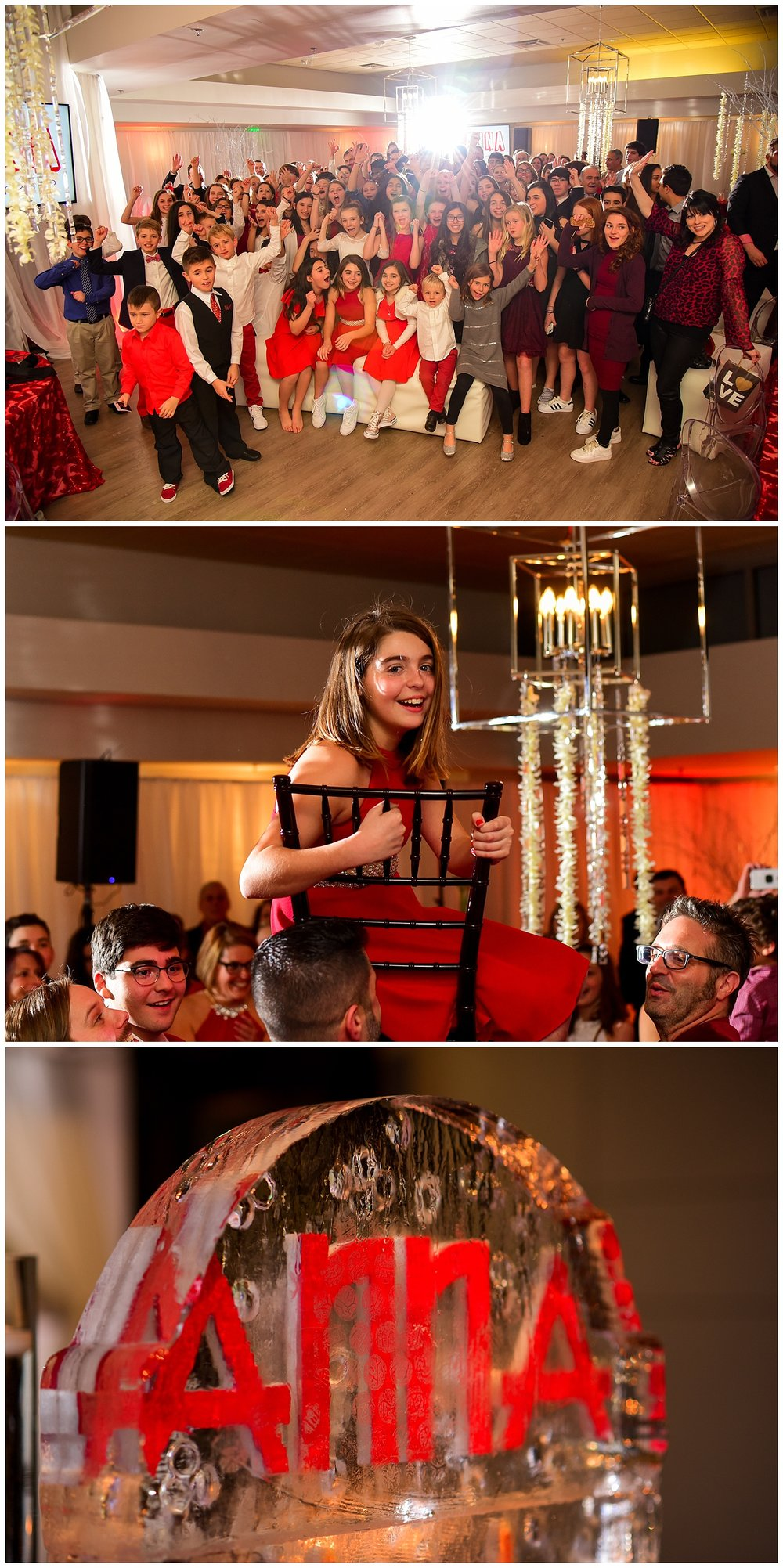 Fire and Ice Bat Mitzvah