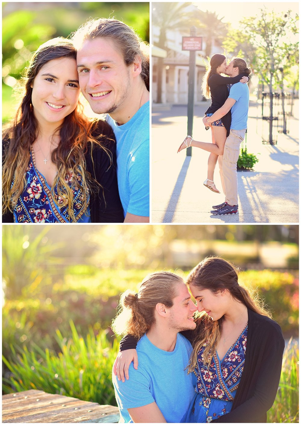Couple photos in St. Augustine