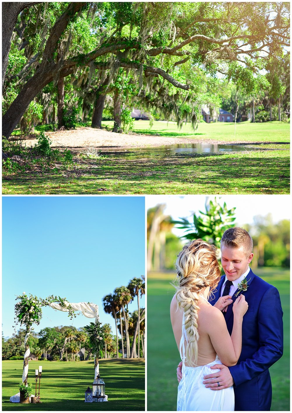 Adagio Weddings Arch