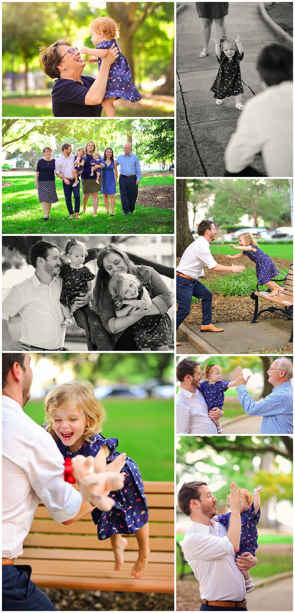Nash Square Family Photos
