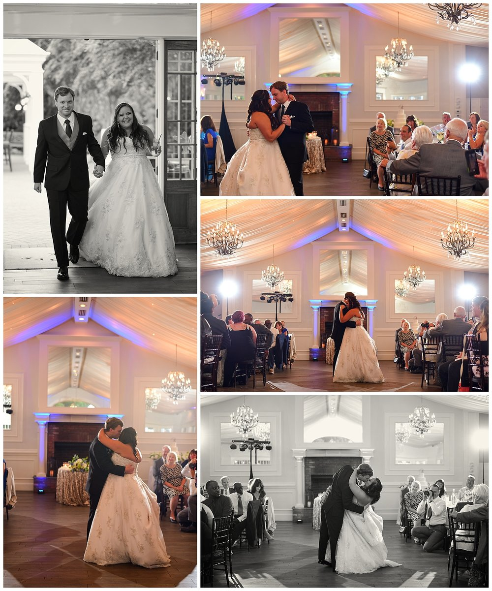 Highgrove Estate Ballroom Reception