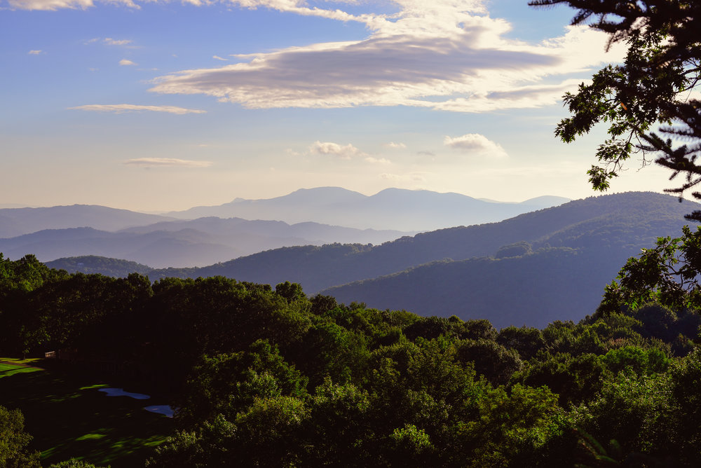 Blue Ridge Mountains, Boone NC