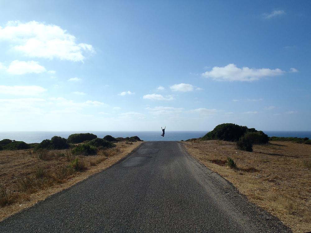 Getting to Scivu Beach