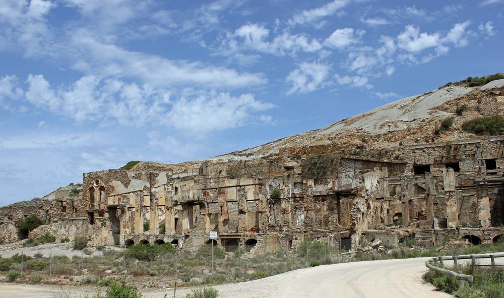 Ingurtosu Mining Area