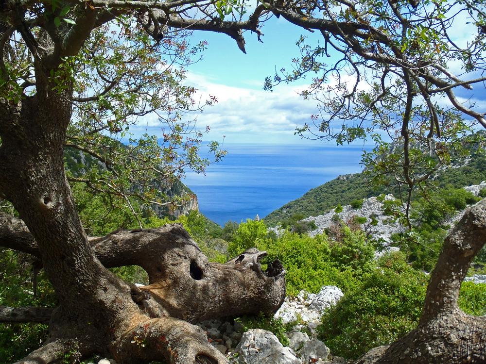 Hiking to Cala Goloritzè