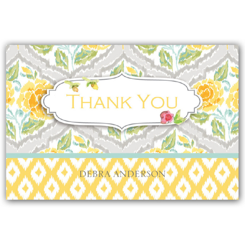 simply perfect personalized thank you cards - Personalized Thank You Cards