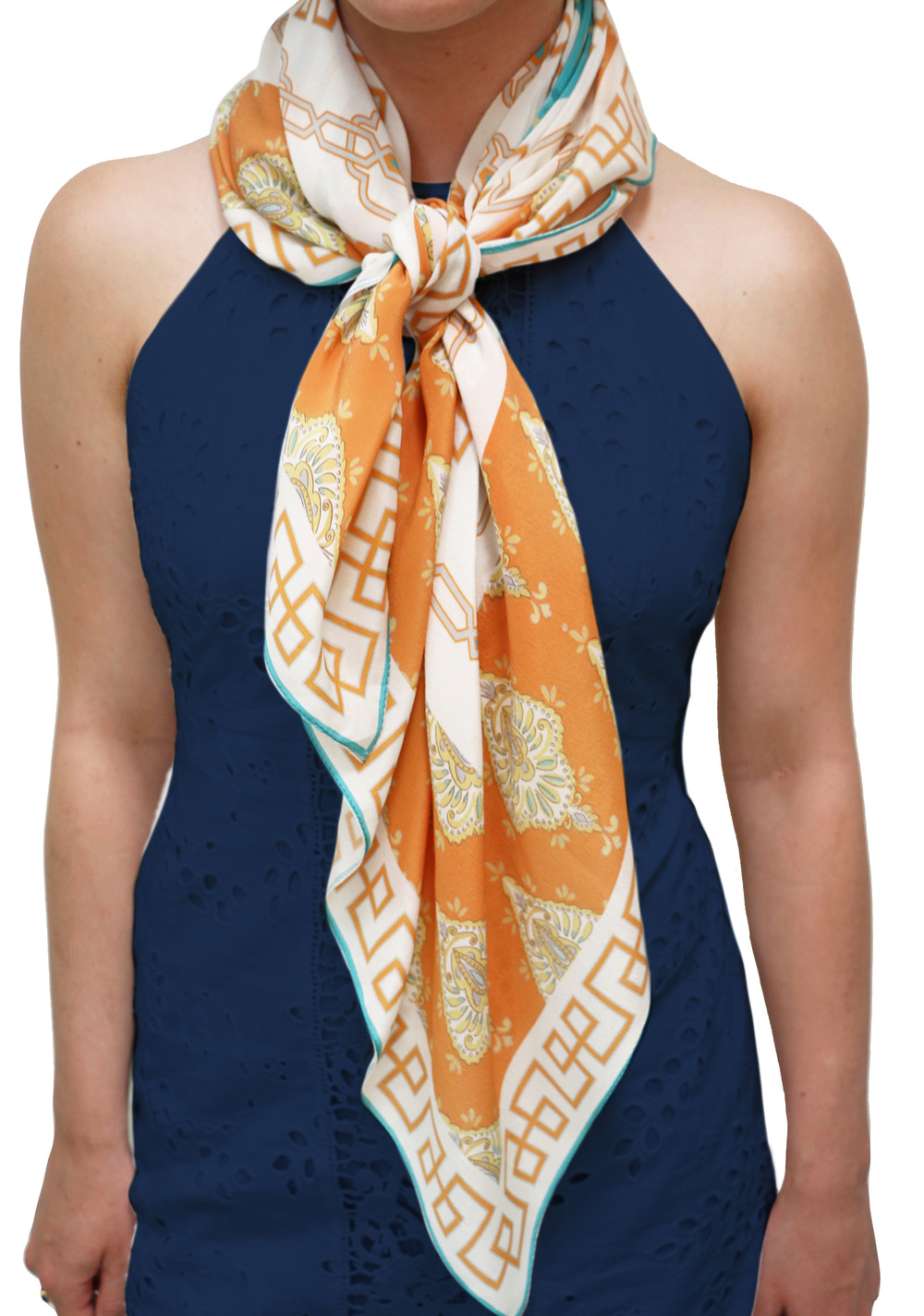 The Turks & Caicos Scarf by Dena Designs