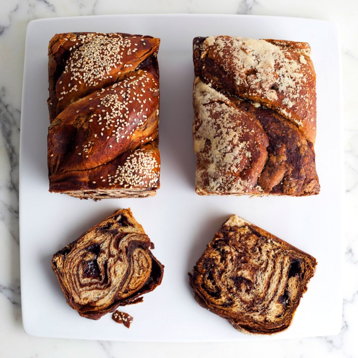 Chocolate Babka Photo from Dean & Deluca