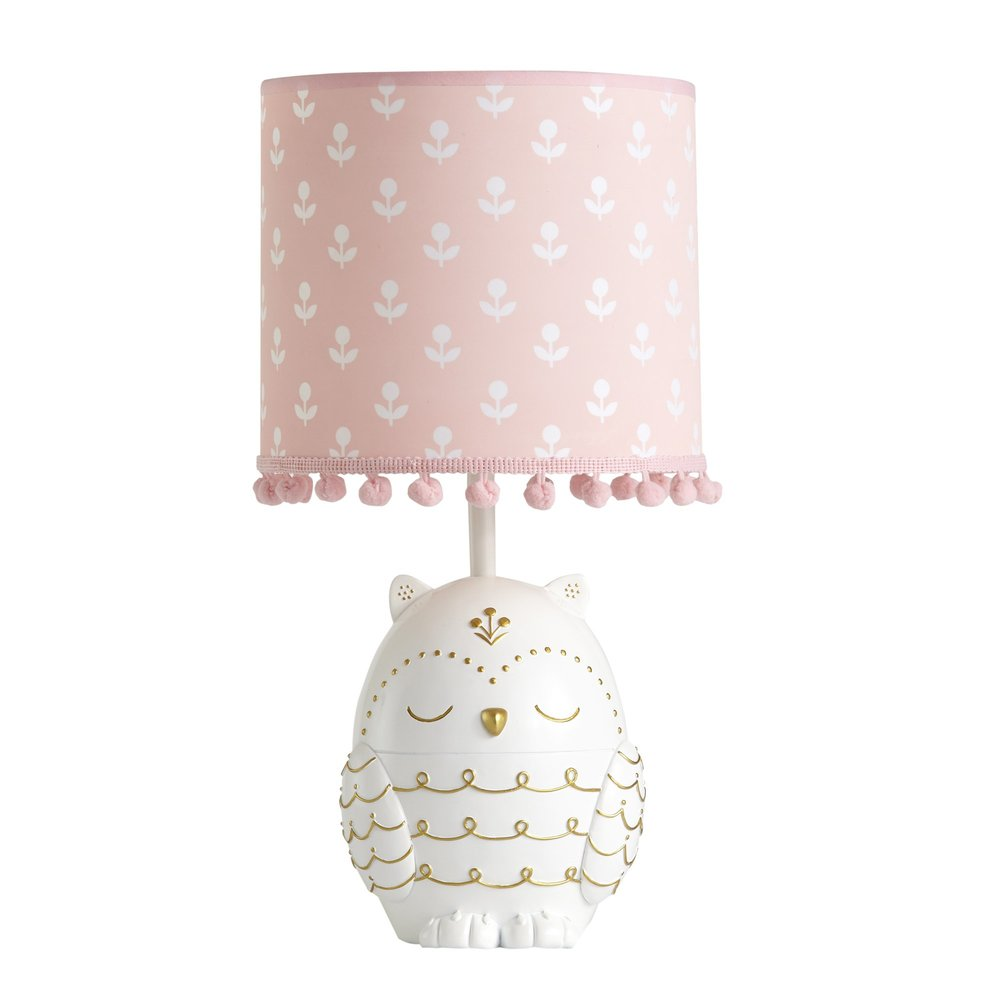 Happi By Dena™ Woodland Couture Lamp