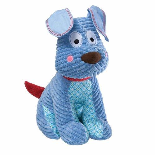 Happi By Dena Plush Blue Dog By Gund Dena Designs