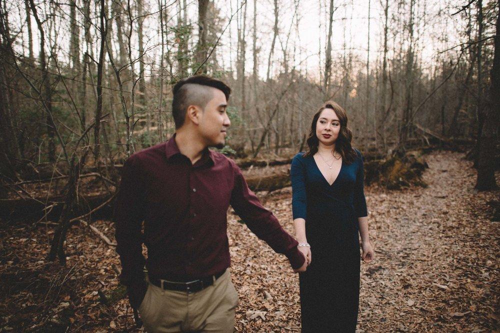 Engagement Photography, Fredericksburg, Virginia