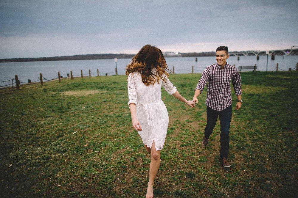Alexandria Virginia Engagement Photographer