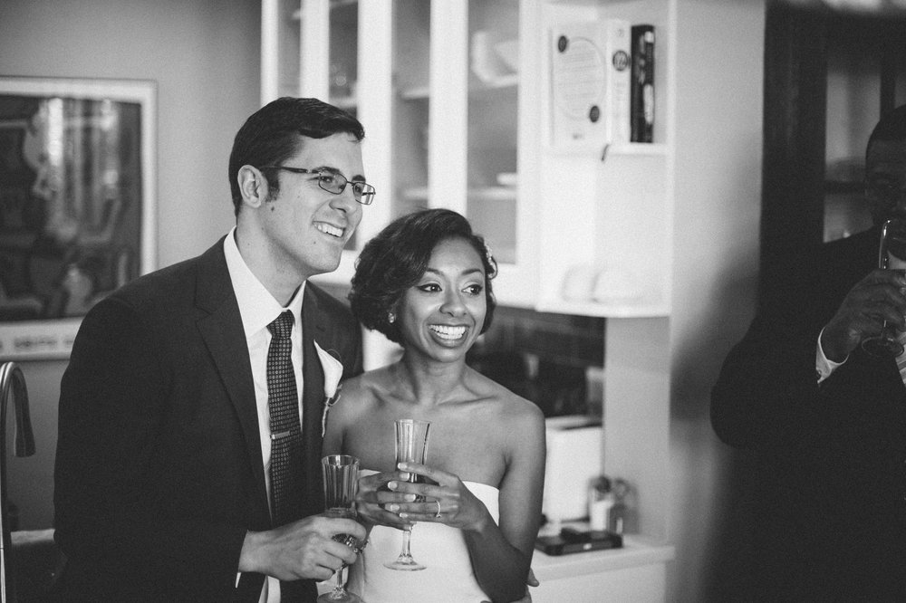 DC House Wedding