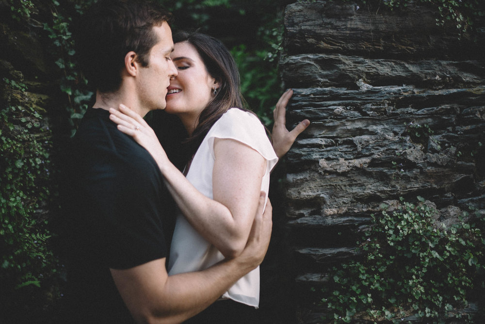 Harpers Ferry engagement shoot