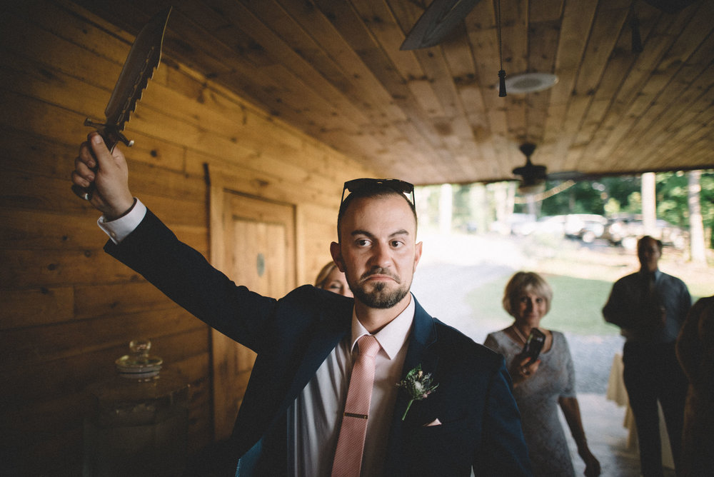 Shenandoah Woods wedding photographer