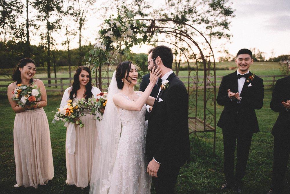 Poolesville, MD Wedding