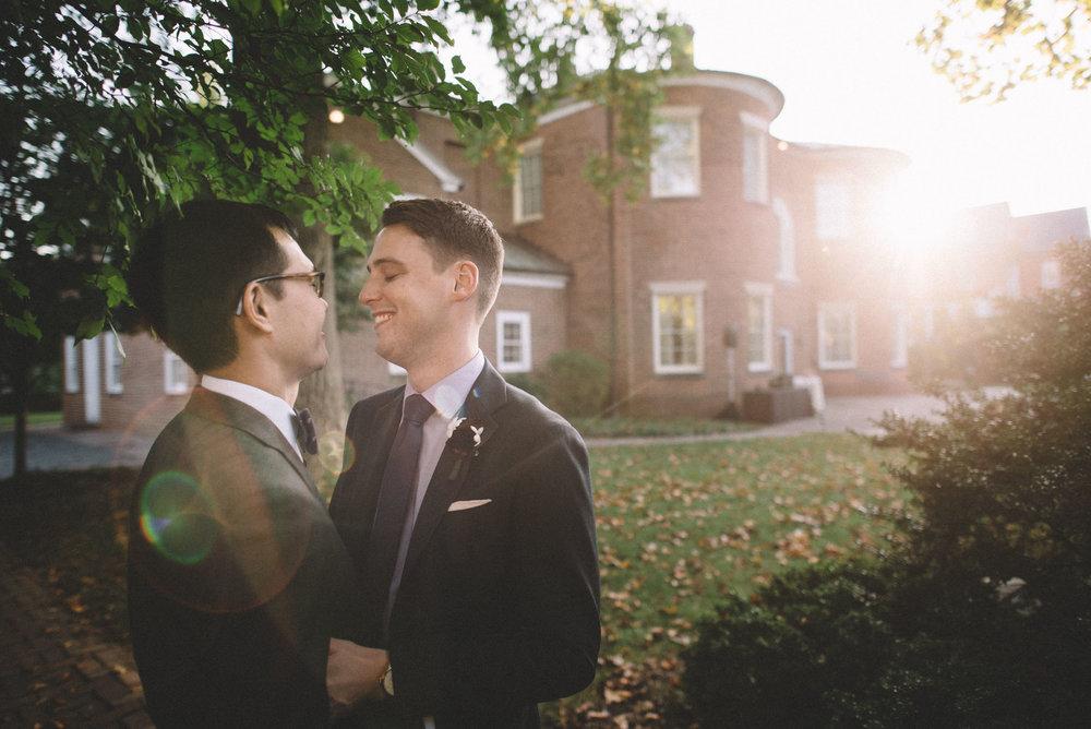 Wedding in Washington, DC.