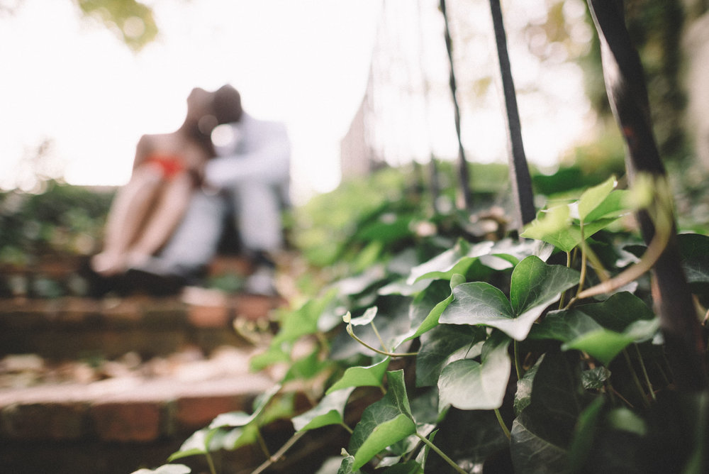 Georgetown Engagement Session