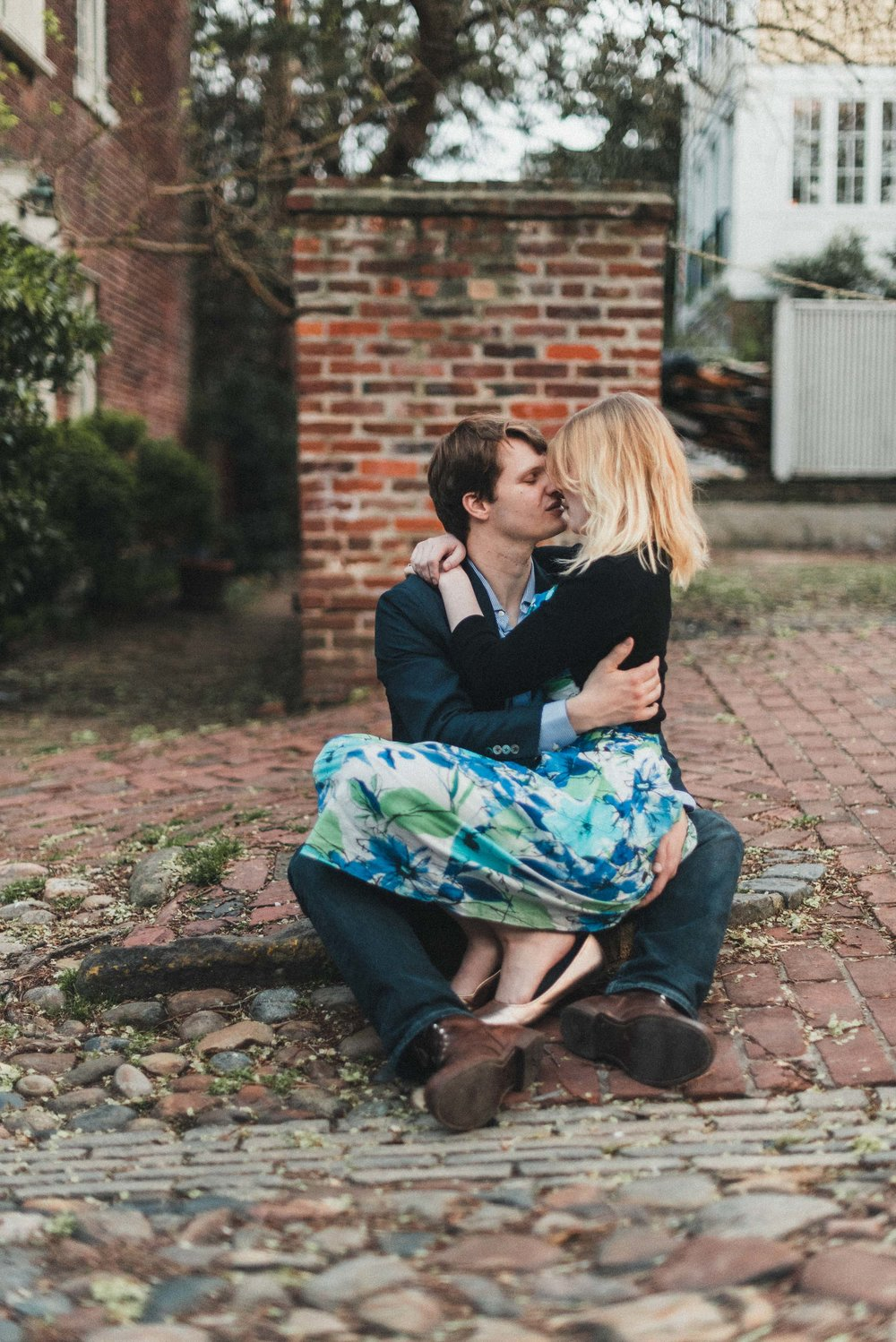 alexandria virginia engagement session