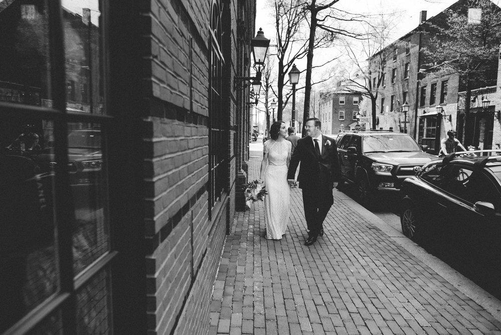 old town alexandria wedding