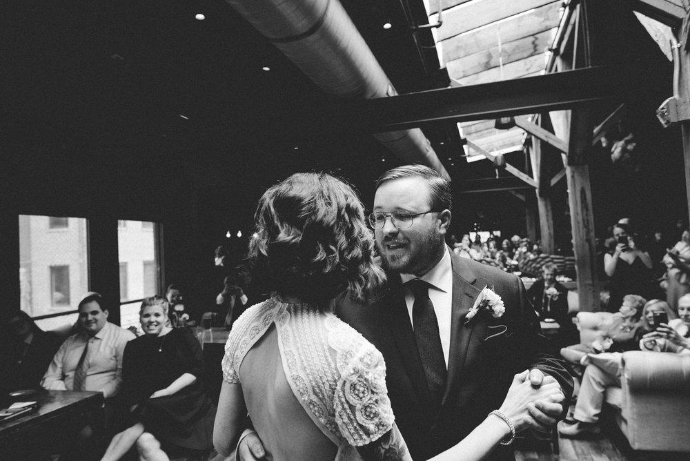 Virtue, Feed, & Grain wedding