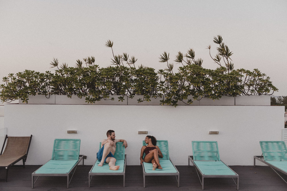 Playa del Carmen, Mexico Engagement Session