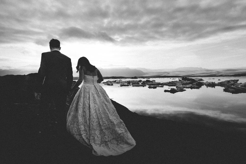 Iceland Honeymoon Photographer