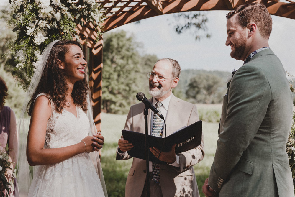 Shenandoah Woods Wedding
