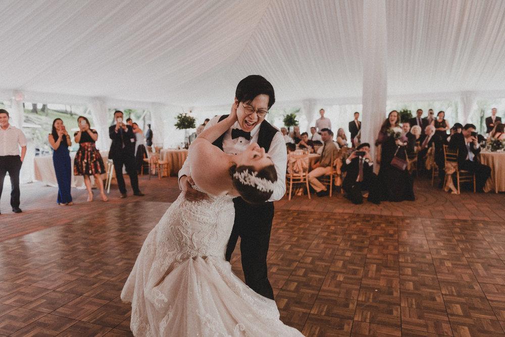 Cortlandt New York Wedding