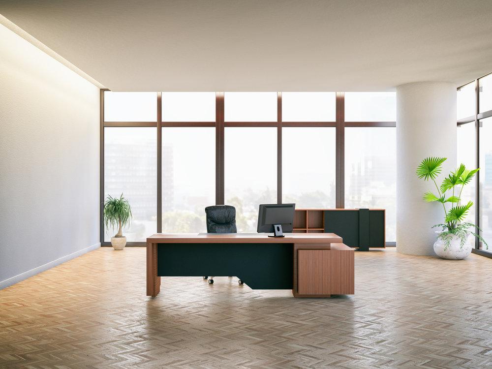 Desks - Straight, L-Shape & U-Shape