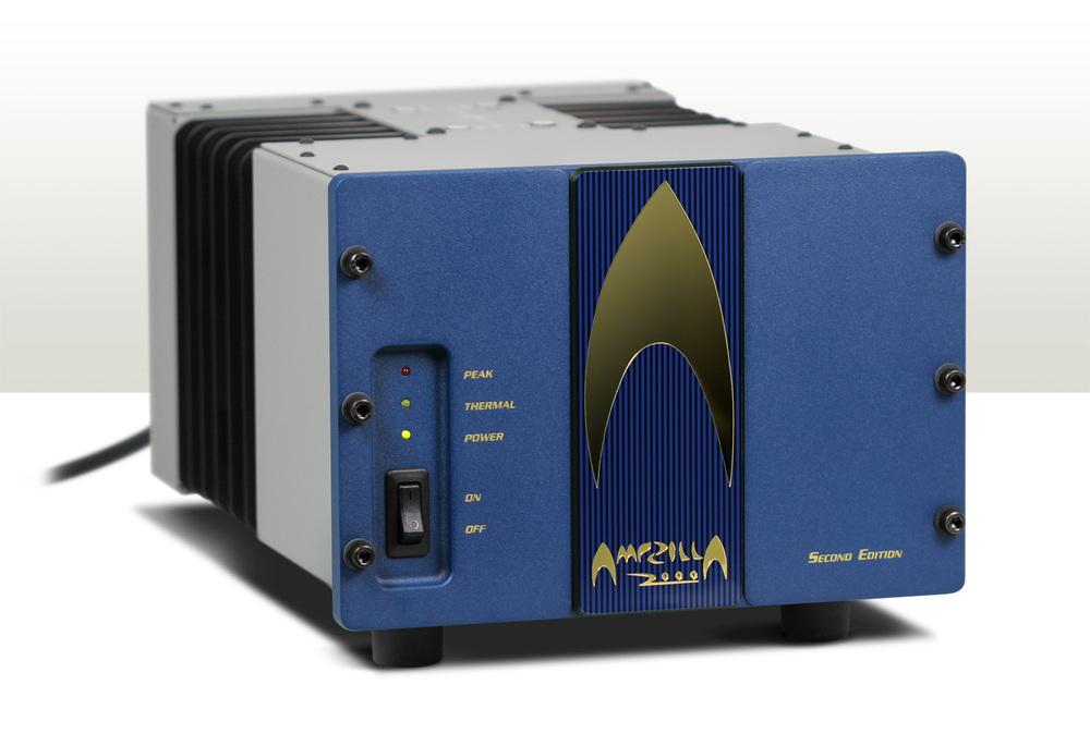Ampzilla 2000 in blue