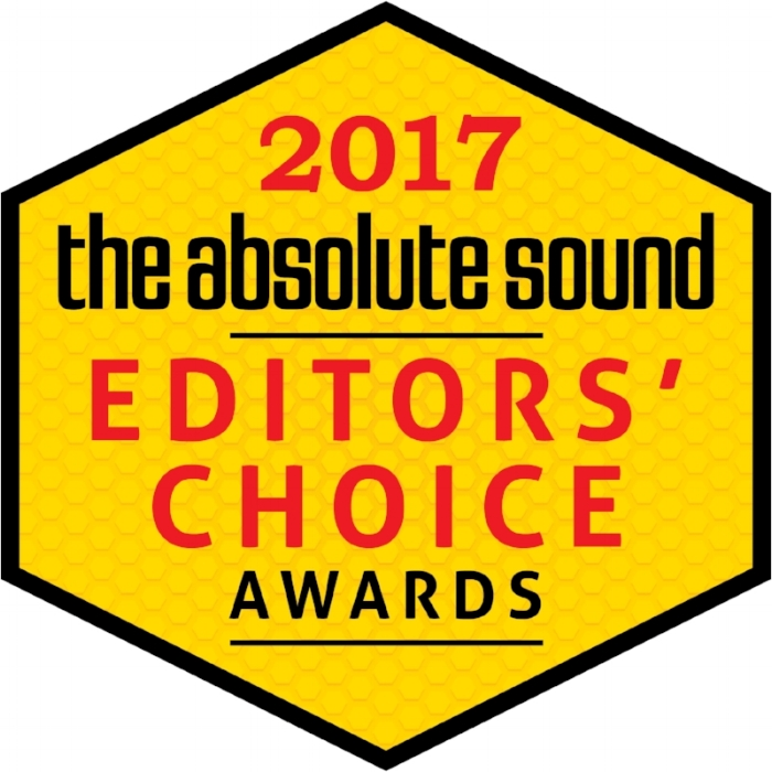 2017 TAS Editors' Choice Awards logo