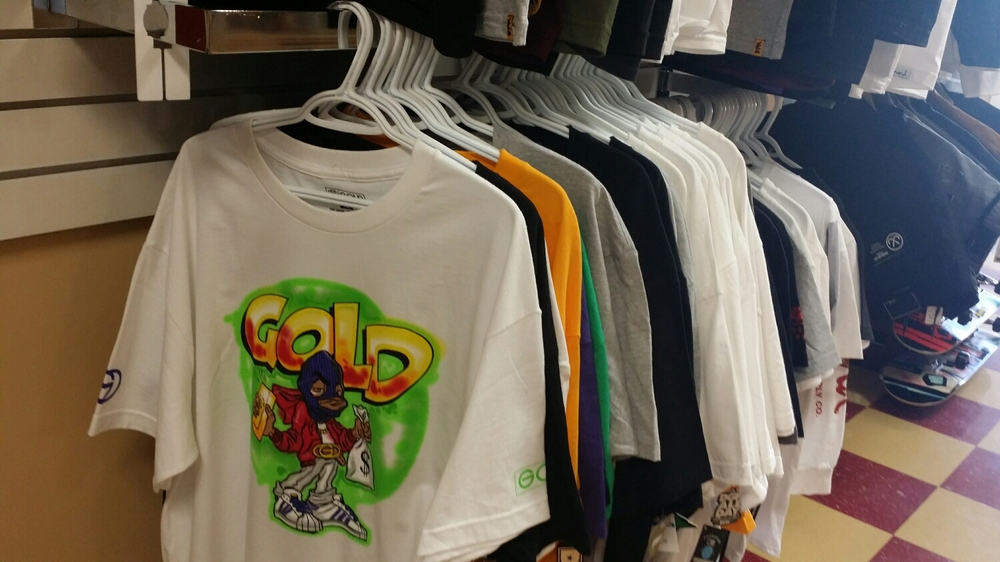 tees you won't find anywhere else in town!