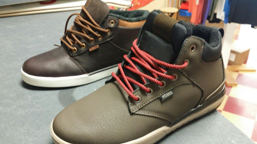 Fall footwear is here!! Be ready before it snows.