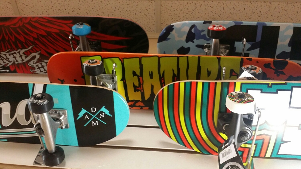 Get your shopping done early and easy at Okanagan Skate Co