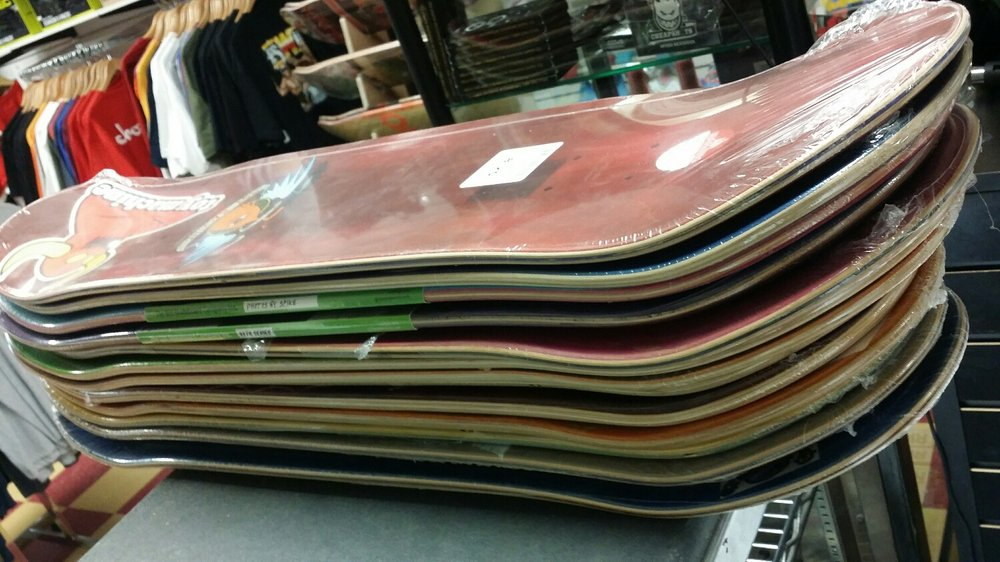 snot load of decks for $55 this Sunday!
