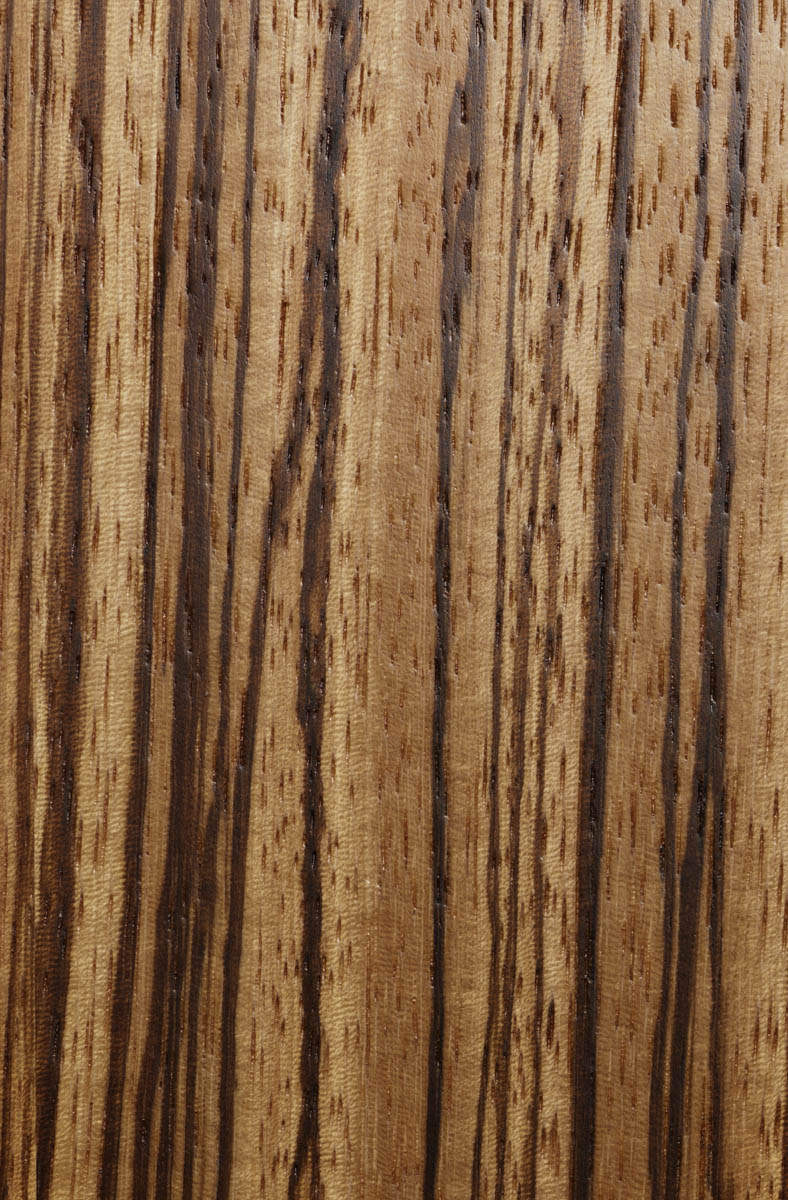 Natural Zebrawood