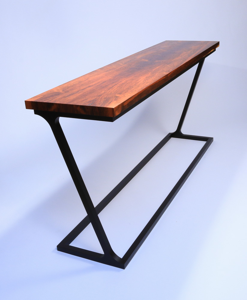 High End Residential Furniture Console Table Detail 1.