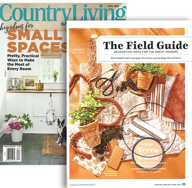 COUNTRY LIVING APRIL 2018