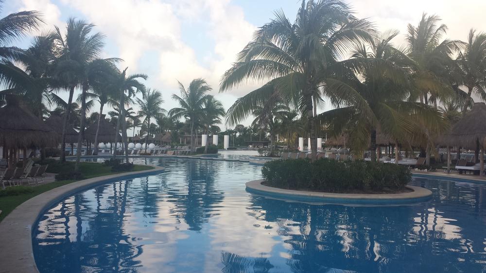 Grand Mayan Pools at Riviera Maya, Mexico - Empowerment Retreats
