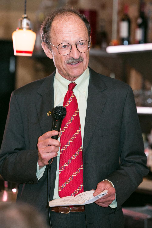 Keynote Speaker Harold Varmus