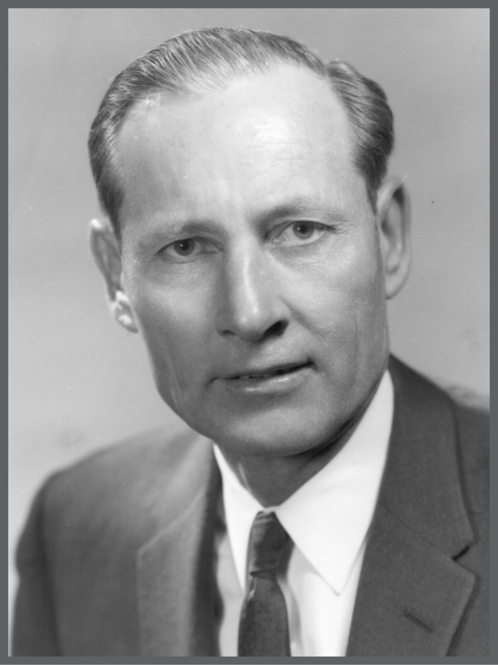 Edward F. Knipling. Photo courtesy of World Food Prize Foundation.